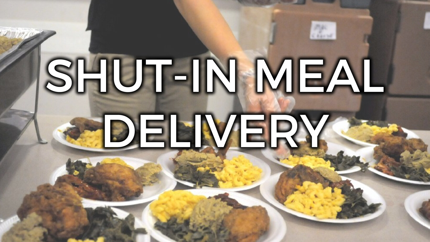 Shut-In Meal Delivery